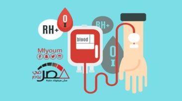 أسعار الدم ومشتقاته في البنوك القومية (انفوجرافيك)