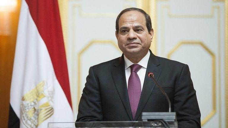 السيسي في احتفالية المرأة المصرية