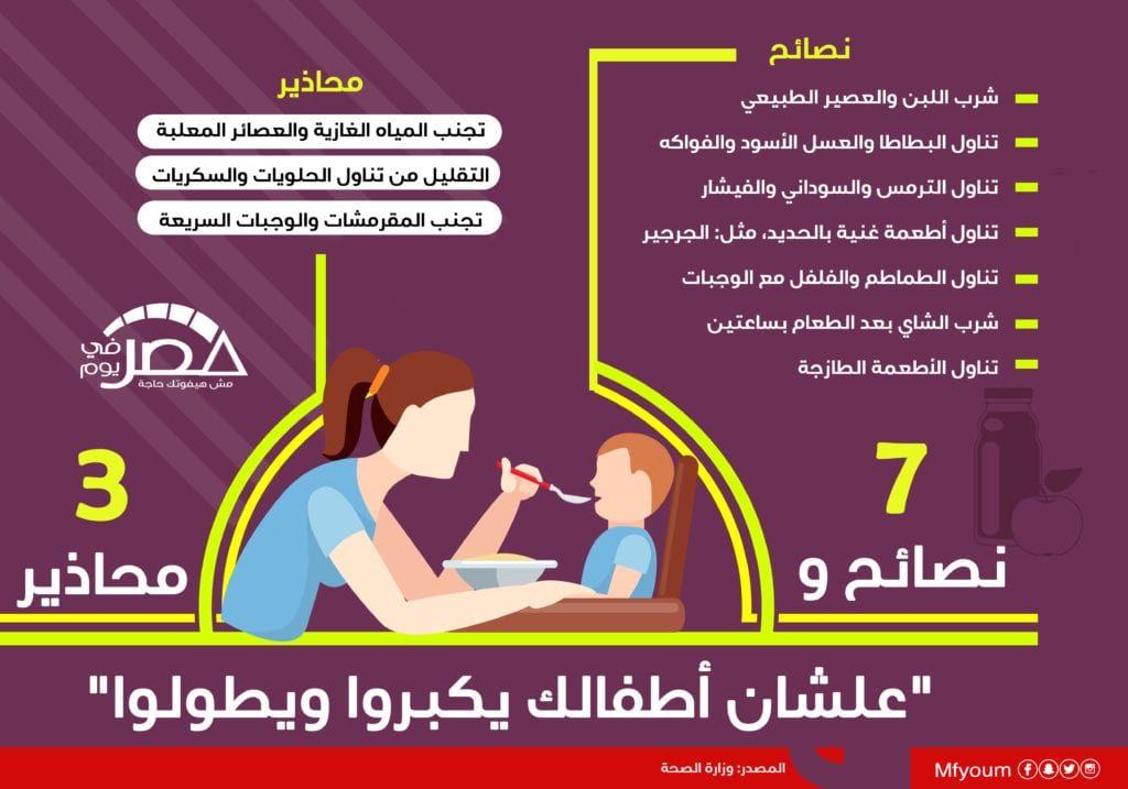 صحة الأطفال