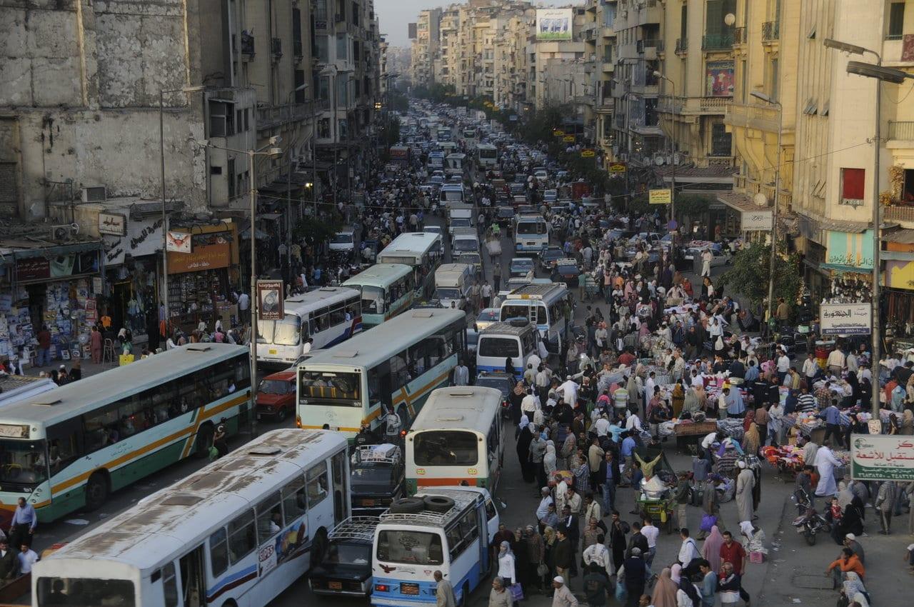 حالة الطقس في القاهرة