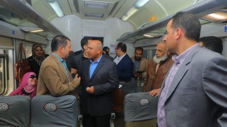 كامل الوزير لقيادات النقل: اللي يمد إيده هنقطعهاله