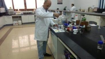 البحث العلمي في مصر