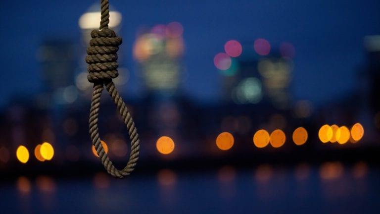 حوادث الانتحار