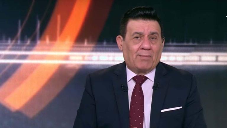مدحت شلبي يعود للظهور عبر النيل الرياضية: مساء الأنوار