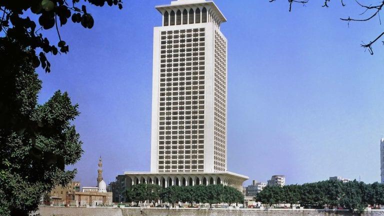 مصر: الجولان السوري أرض عربية محتلة
