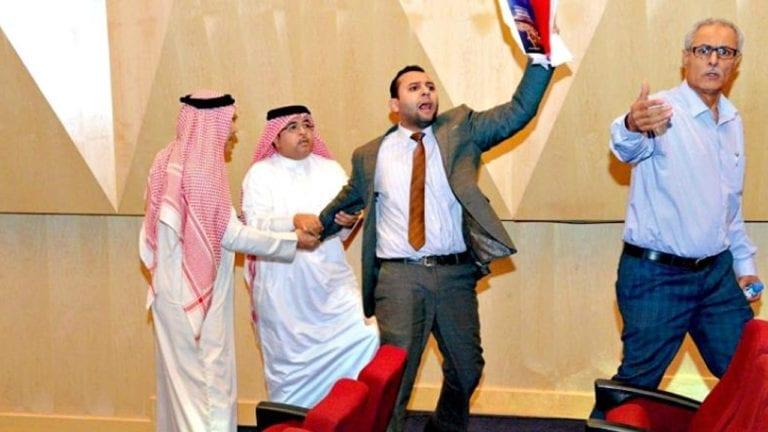حبس مستشار مصري في البحرين