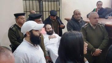 الحكم بإعدام الراهبين أشعياء وفلتاؤوس لقتلهما الأنبا إبيفانيوس