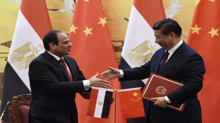 تصنيع السيارات الكهربائية في مصر