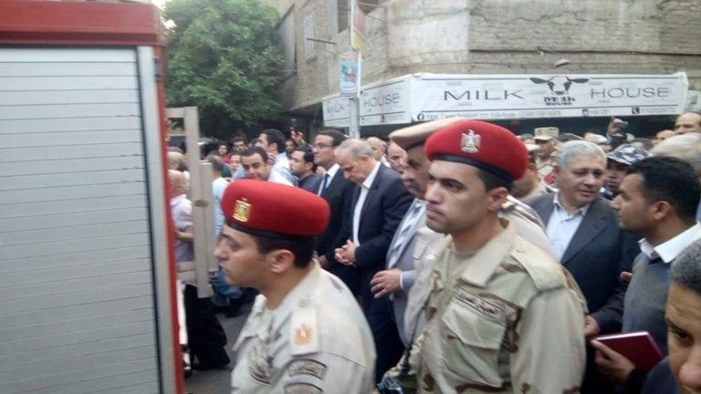 مقتل جندي مصري