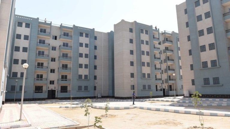 البدء في تنفيذ 7656 وحدة في مدينة سوهاج الجديدة