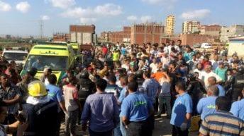 مصرع 7 أشخاص وإصابة 18 في حوادث متفرقة بأربع محافظات