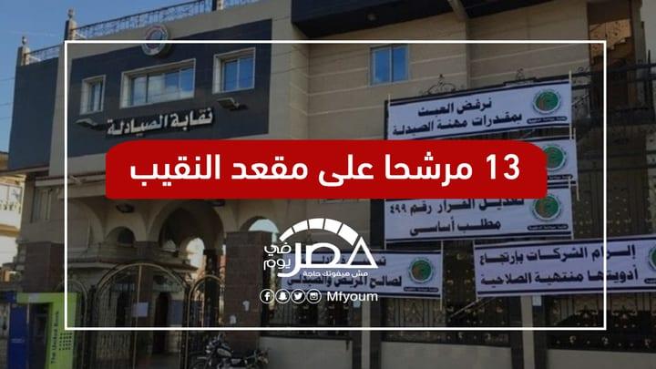 انطلاق انتخابات نقابة الصيادلة غدا.. استعدادات بعد الصراعات