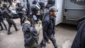 الداخلية: مصرع ستة في تبادل لإطلاق النار مع الأمن بالقليوبية