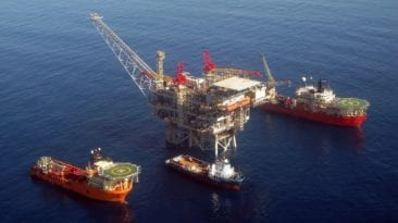 """السيسي يبحث مع """"نوبل إنرجي"""" إنتاج الغاز في مصر"""