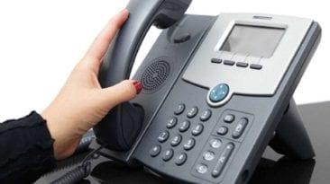 إلغاء فترة سماح سداد فواتير التليفون الأرضي
