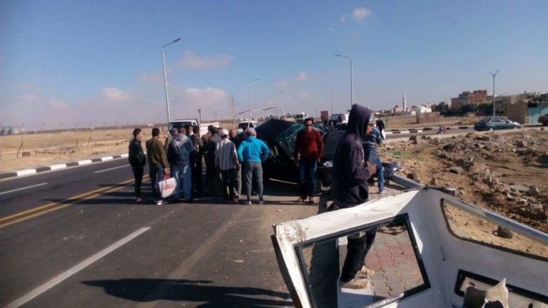 انفجار مخبز وسيارة شرطة: مصرع 12 شخصا وإصابة 10 في حوادث