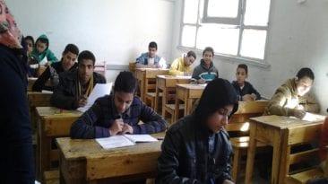 إعلان نتيجة الشهادة الإعدادية في الإسكندرية والجيزة