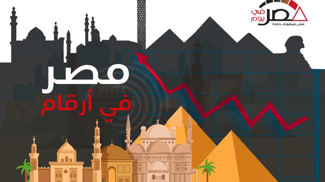 مجلة مصر في أرقام العدد الثامن مايو 2019