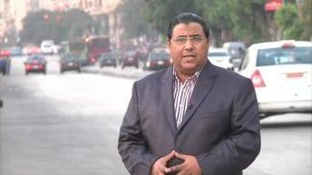 مراسل الجزيرة محمود حسين