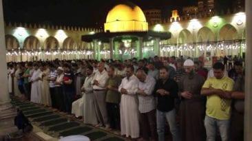 الأوقاف: 152 مسجدا لإقامة صلاة التراويح بجزء كامل في القاهرة