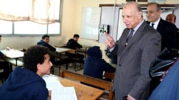 إعلان نتيجة الشهادة الإعدادية في القاهرة وشمال سيناء
