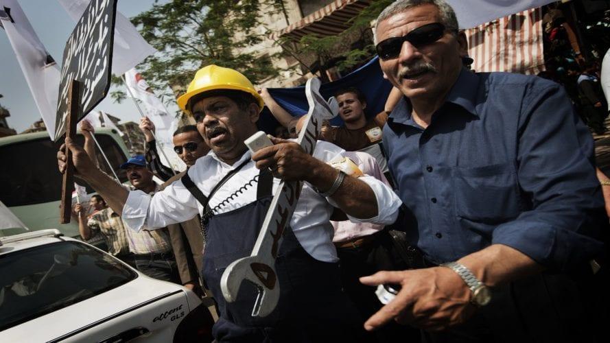 أبرز التحديات التي تواجه عمال مصر (فيديو)