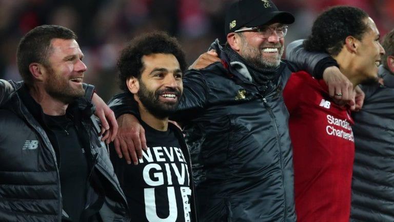 رغم غياب صلاح.. ليفربول يسحق برشلونة برباعية ويتأهل للنهائي