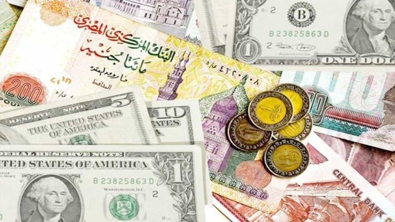 استقرار أسعار العملات والذهب يتراجع بمقدار جنيهين