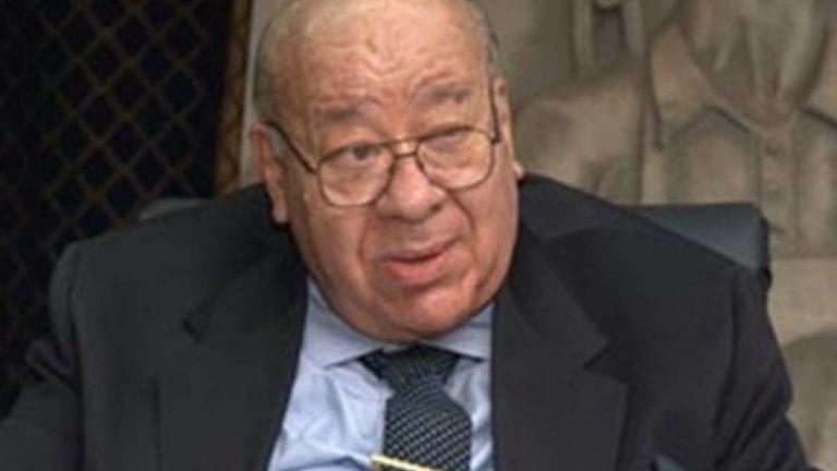 وفاة السفير إبراهيم يسري بعد رحلة من القضايا الوطنية
