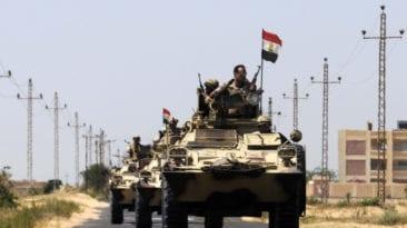 """""""الاستعلامات"""" ترد على تقرير هيومن رايتس بشأن أوضاع سيناء"""