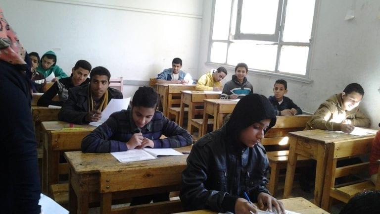 طلاب ثانوي