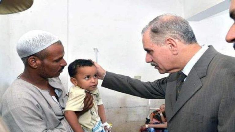 """وفاة طفلة وإصابة 198 شخصا بتسمم في أسيوط بسبب """"ترمس"""""""