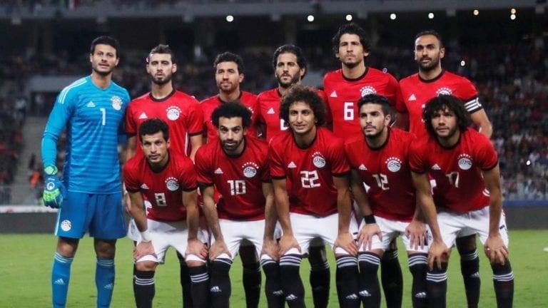 منتخب مصر يستعد بلطولة أمم إفريقيا