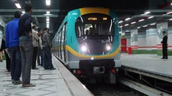 تعديل مواعيد مترو الأنفاق