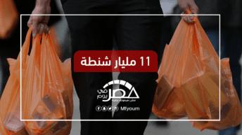 الأكياس البلاستيكية في مصر.. أضرار تلاحق الأجيال وتحركات متأخرة