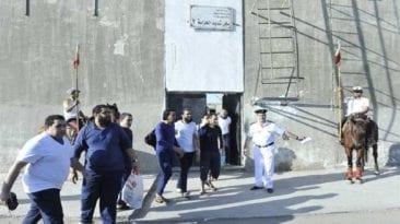 الإفراج عن 685 سجينا استكمالا للعفو الرئاسي بمناسبة عيد الفطر