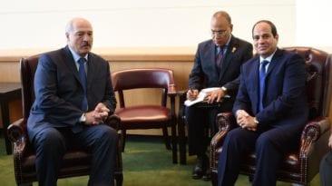 السيسي في بيلاروسيا: توقيع 3 اتفاقيات تعاون