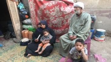 الإحصاء: 3.5% من الأسر المصرية تعيش فى غرفة في وحدة سكنية
