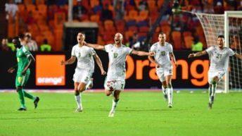 الجزائر تحرز كأس أمم إفريقيا بعد فوزها على السنغال (فيديو)