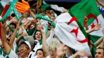 جماهير الجزائر تزحف للقاهرة لحضور نهائي كأس الأممالإفريقية