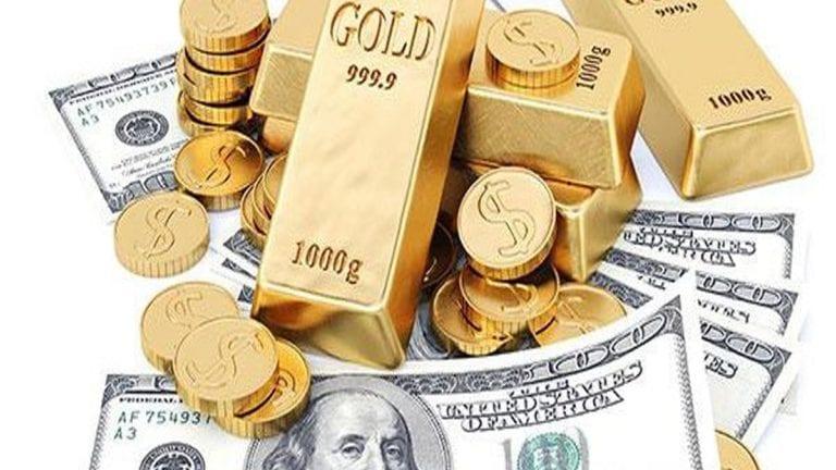 انخفاض أسعار الذهب أربعة جنيهات واستقرار العملات