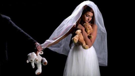 الزواج المبكر