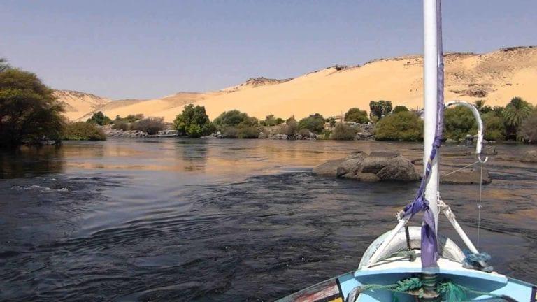 طوارئ لمواجهة انخفاض المياه في موسم فيضان النيل