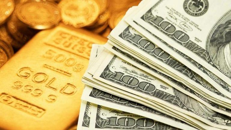 انخفاض أسعر الذهب