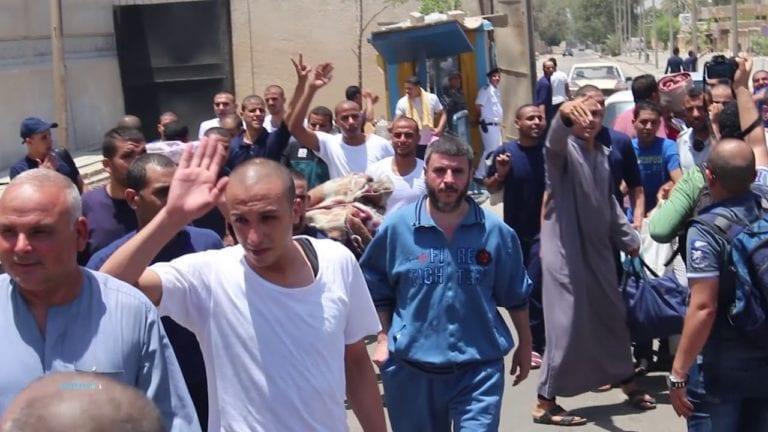 الإفراج عن 1563 سجينا بمناسبة عيد الأضحى وثورة 23 يوليو