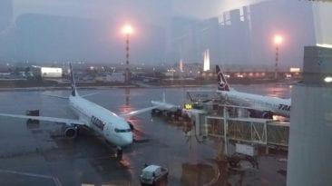 الطائرة الرومانية