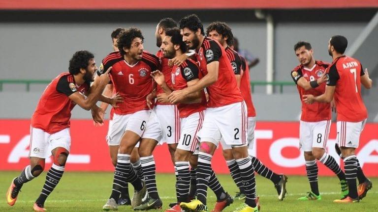 منتخب مصر في أمم إفريقيا