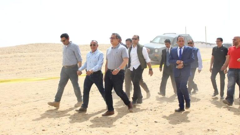 الحصاد: الآثار تعلن عن اكتشافات جديدة.. وسفر محمود كهربا لتركيا
