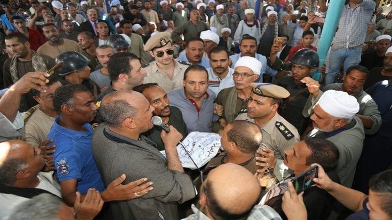 مقتل 3 وإصابة 6 داخل مسجد في أسيوط بسبب الثأر