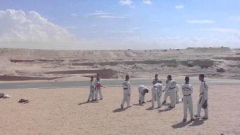 المدارس العسكرية الرياضية